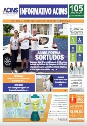 Informativo ACIMS - Janeiro 2018