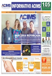 Informativo ACIMS - Fevereiro 2018