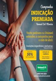 Campanha Indicação Premiada - Unimed Sul Mineira